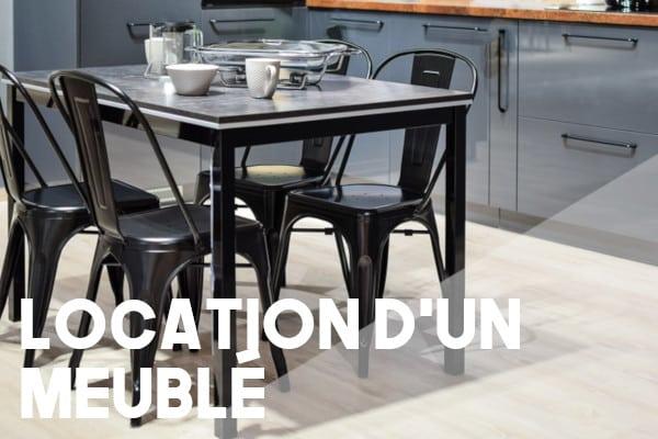 Quelle différence entre une location meublée et non meublée ?
